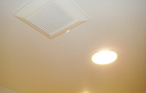 照明器具や換気扇